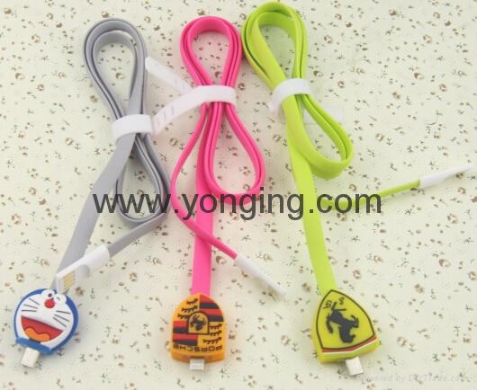 Silicone Rubber Cable/Cord Winder