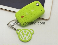 Silicone Car Key Cover For Ay Kinds Keychain
