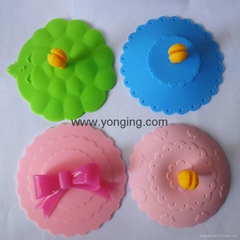 Lovely Style Silicone  Cup Cover