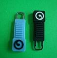 Sport Style Rubber Zipper Puller
