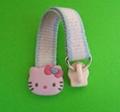 Hello Kitty造型硅矽胶拉片