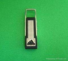 Sport Brand Style rubber zipper puller