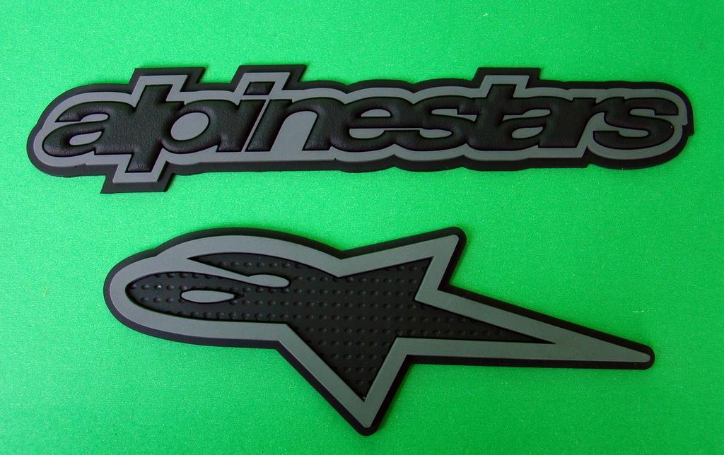 Colorful Sport Silicone Rubber Patch Logo  3
