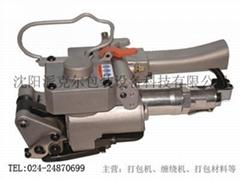 國產氣動PET塑鋼帶打包機MT-19