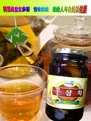 蜂之皇蜂蜜红参茶