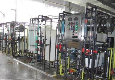 自动化电镀废水处理设备 1