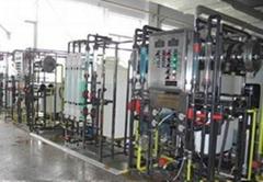 自動化電鍍廢水處理設備
