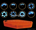 14 LED Bike Bicycle Wheel Spoke Light