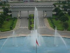 湖南長沙音樂噴泉