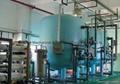 Boiler Feed Water Demineralization