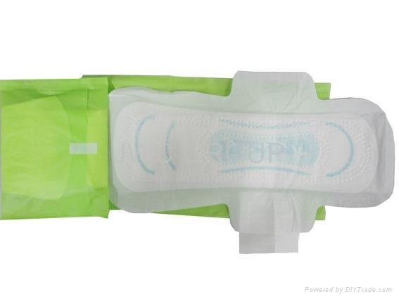 Auto shifting Sanitary napkin machine 5