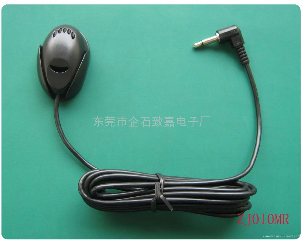 Car Microphone: ZEJAT (China Services Or Others