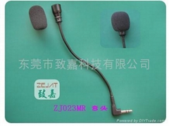 tie clip Microphone