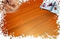 Texture surface Laminated Flooring