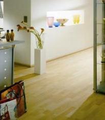 Indoor -laminated flooring
