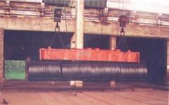 吊運高線盤卷用起重電磁鐵