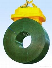 MW26吊運鋼帶卷用起重電磁鐵