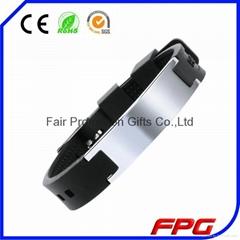 Silicone Magnet Bracelet