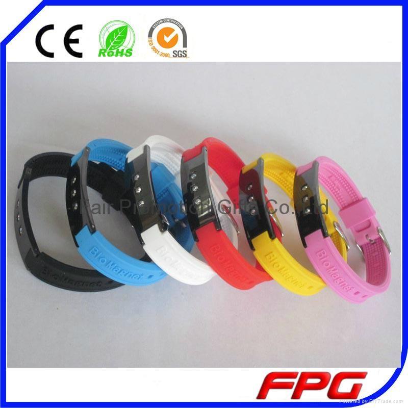 Titanium Magnetic Bracelet 1