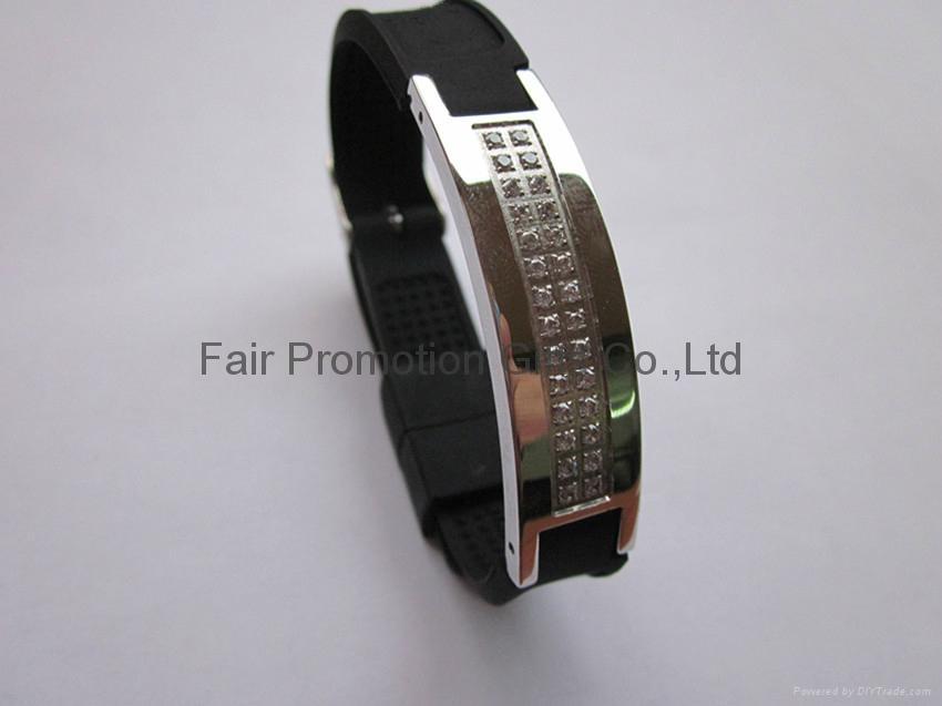 Titanium Magnetic Bracelet 5