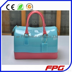 2014 New Design Women Silicone Bag