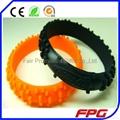 silicone tread tyre Bracelet