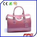 Italy silicone handbag