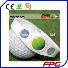 Bio Health Golf Ball Marker Adjustable Bracelet