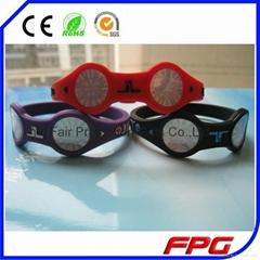 Customized XB Silicone Bracelet
