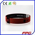 New Style Silicone Energy ID Bracelets