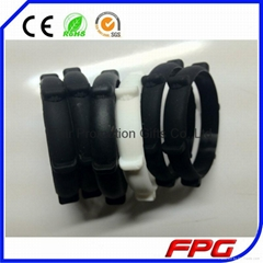 New Fashion Silicone Bracelet with Tire Tread