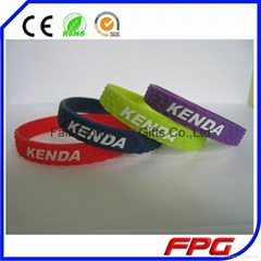 New Style Road Silicone Tire Bracelets