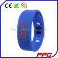 Hot New Casual Rubber Bracelet Digital