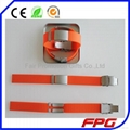 Adjustable wholesale medical id bracelet