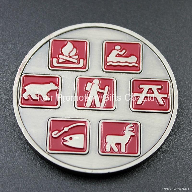 Military Badge/Metal Lapel Pin Badge/Custom Pin Badge 5