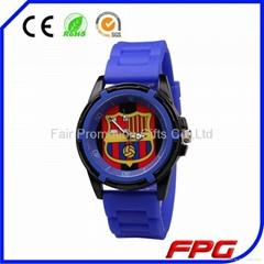 Men's Sports Watch Barcelona FC Football Fan Souvenir
