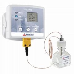 美国迈捷克MT-VFC2000疫苗储存运输温度验证记录仪