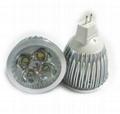 high power 4w mr16 gu5.3 led spotlights
