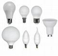 LED Bulb high lumen 3W 5W 7W 9W 12W 15W