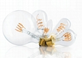 NEW Vintage soft LED filament bulb
