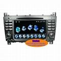 奔馳 DVD GPS 奔馳 C W203/CLC