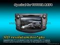 豐田RAV4 導航DVD多功能一體機