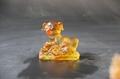 古法琉琉璃十二生肖工藝品動物擺件 1