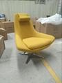 Scandinavian Style Metropolitan Leisure Chair Bedroom Lounge Chair 2