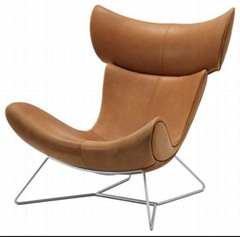 Leisure Wing Back Lounge Chair imola chair