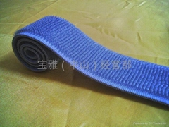 Magic buckle  Rubber Belt Niankoudai