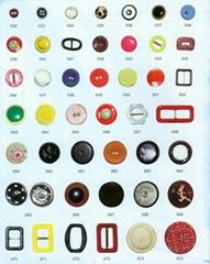 布包帽钮扣