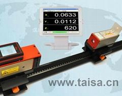 瑞士RAYTEC大型机床导轨直线度平行度高精度检测仪