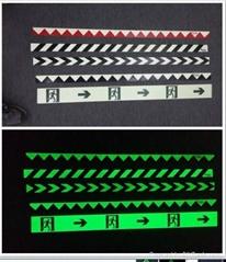 夜光疏散障碍物指示条标识