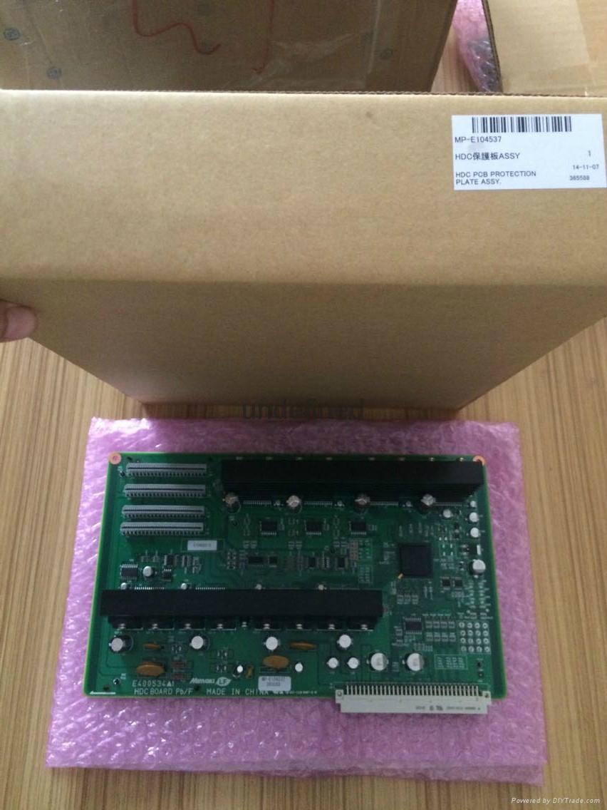 Mimaki JV3 JV4 Main HDC Board Repair services